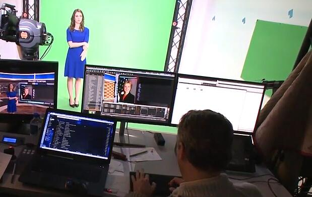 VIRTUAL SETS AND AUGMENTED GRAPHICS FOR DUMMIES – ChyronHego
